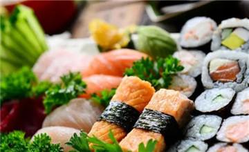 花样百出的寿司,你最喜欢吃的是哪种?